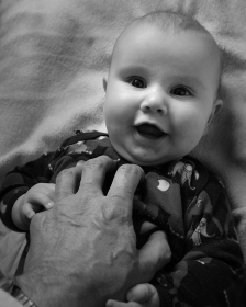 Baby Tickle!